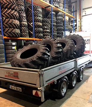 Tractor Tyres Dundalk